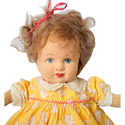 Sweet Chad Valley Doll 1930's