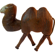 Reduced Size Schoenhut Bactrian Camel
