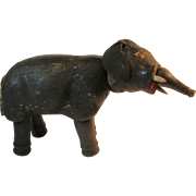 Schoenhut Reduced Size Elephant
