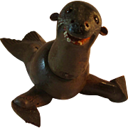 Glass Eye Schoenhut Sea Lion