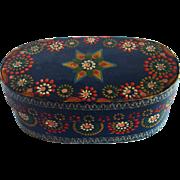 Decorated Scandinavian Box