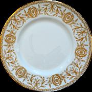 """Twelve Royal Worcester """"Pompadour """" 10 1/2""""  Dinner Plates"""