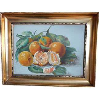 Still-life  of Oranges OOB