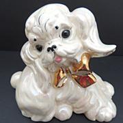 Vintage Kay Finch Poodle Figurine