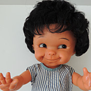 Googly Eye Doll West Germany