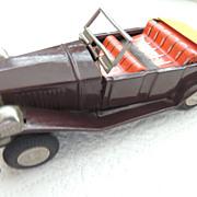 Line Mar Marx Friction Cadillac Car