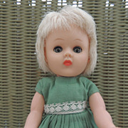 Vogue 1960s Ginny Bent Knee Walker Doll