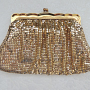 Whiting Davis Mesh Clutch Purse