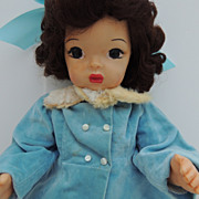 Hard Plastic Terri Lee Doll