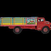 Marx Lazy Day Farm Truck
