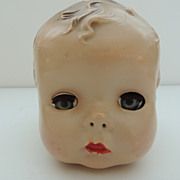 Madame Alexander Doll Head 1950