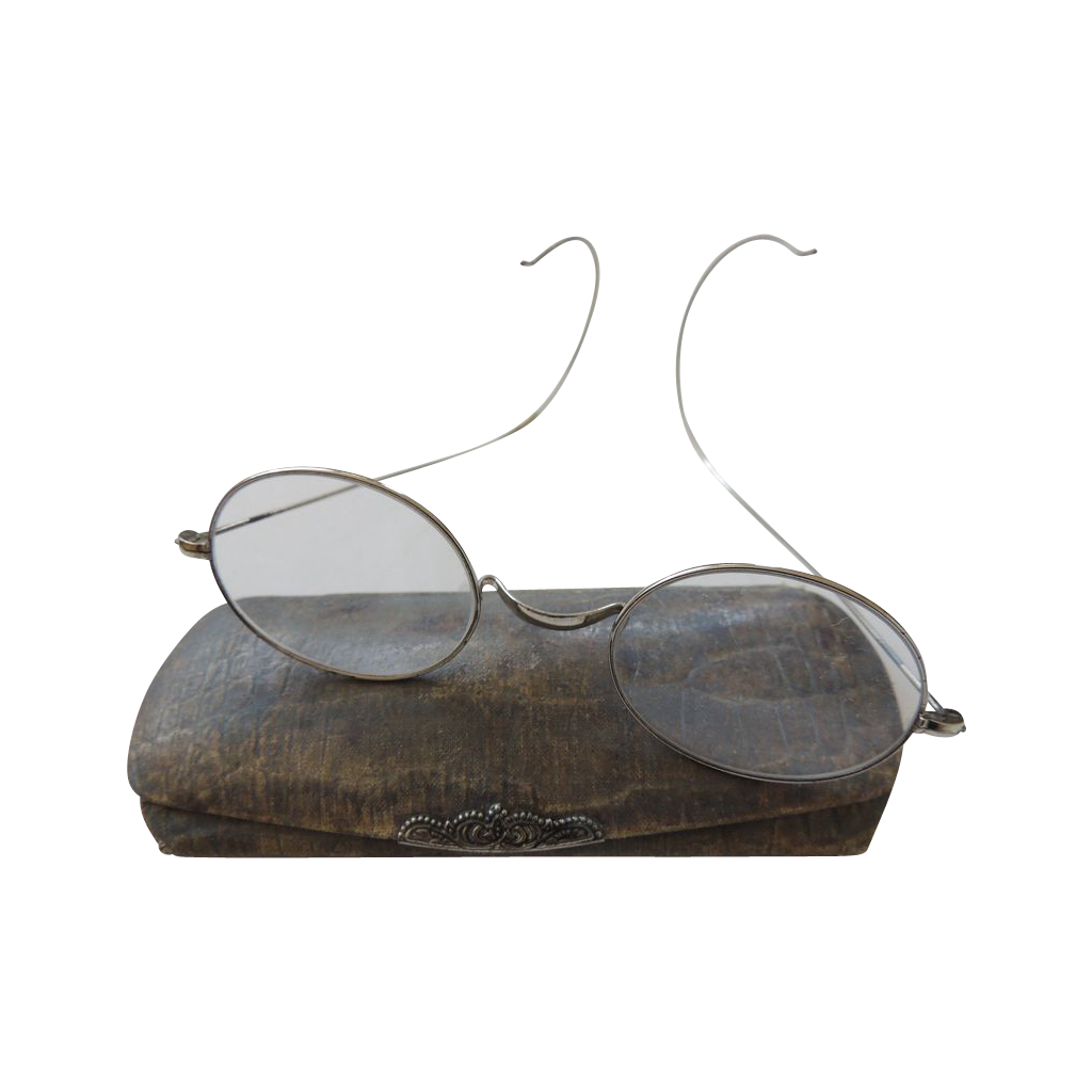 No Line Bifocal Glasses St Louis David Simchi Levi