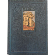 1927 University of Redlands Yearbook