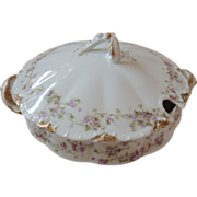 Theodore Haviland Tureen Limoges France