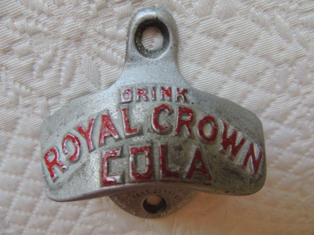 Vintage Royal Crown Cola Bottle Opener Sold On Ruby Lane