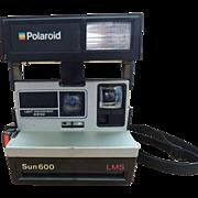 Polaroid 600 Land Camera