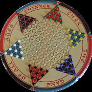 Chinese Checkers Chinker Chek Game