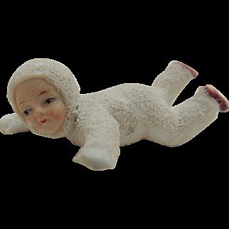 Vintage Snow Baby