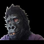 1979 Be Something Studio Halloween Gorilla Mask