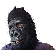 1979 Be Something Studio Halloween Gorilla Mask