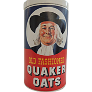 Regal China Cookie Jar Quaker Oats
