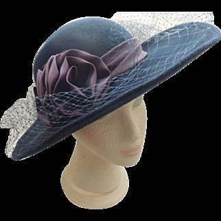 Michael Howard Wool Hat Miss Bierner