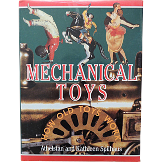 Reference Book Mechanical Toys