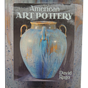 Reference Book American Art Pottery