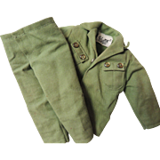 1960s GI Joe Doll Fatigues