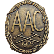 American Alpine Club Pin AAC