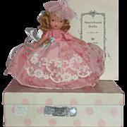 Nancy Ann Story Book Bisque Doll MIB Nursery Rhyme Series