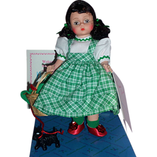 "8"" Madame Alexander - Dorothy from the Emerald City Series - MINT w/Box"
