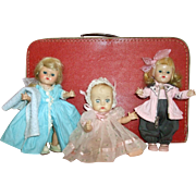 1950's Vogue Ginny and Ginnette Lot - TLC