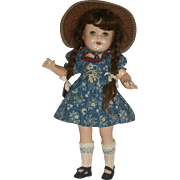 "Lovely 18"" Arranbee R&B Composition Doll c1930-40's"