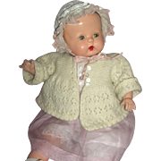 "16"" E.I. Horsman Buttercup Doll c1931 – TLC & Redressed"