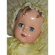 Big & Beautiful Miracle on 34th Street Doll made by: Ideal c1943 – 1948