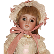 "Darling little 14"" Tete Jumeau Doll - c1907 - Size 5"