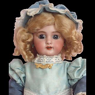 Sweet - Jumeau Bebe Doll - Size #6, DEP Mold c1900