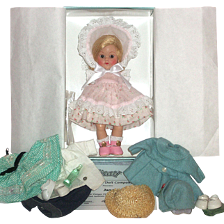 Vintage Mixed Vogue Ginny Lot