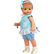 """Sweet Composition 19"""" Patsy Ann Doll made by Effanbee c1930's"""