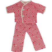 "Arranbee 12"" Original PJ's for your Nancy Ann Doll - Never Played With"