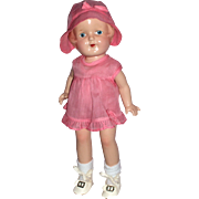 "1920-30's Arranbee Nancy 12"" Toddler Doll A/O"
