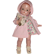 "Adorable little 13"" Patsy Ann Doll - A/O c1930's"