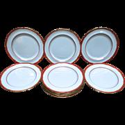 Copeland Spode England New Stone Dinner Plates Set of 12