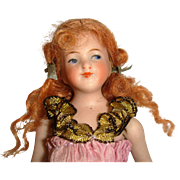 """Adorable all bisque 6"""" artist doll"""