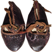 Shoes marked depose for Jumeau doll