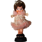 Simply adorable Betty Boop doll well dressed