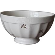 Set 2 French Cafe Au Lait Bowls