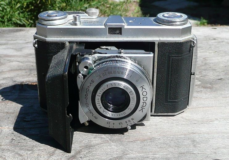 Kodak Retina 1a 35mm Camera - ca. 1949-54