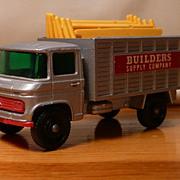 Matchbox #11d - Mercedes Scaffolding Truck - ca. 1969
